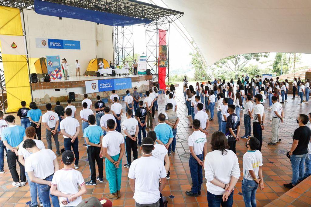 Manizales elegida como sede para el Encuentro Nacional de Campamentos Juveniles