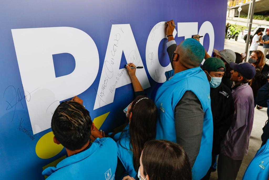 Manizales, la primera ciudad de Colombia en construir un Pacto por los Jóvenes
