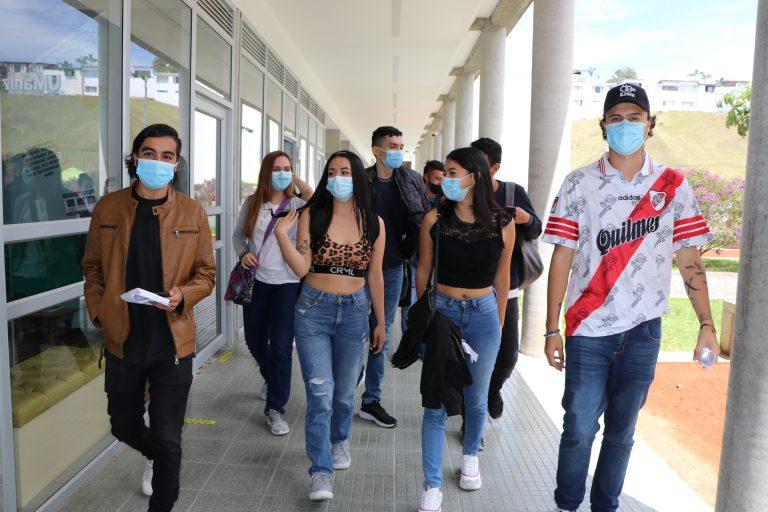 Más de 1.700 ingresos diarios registra la Universidad de Manizales en su primera semana de clases