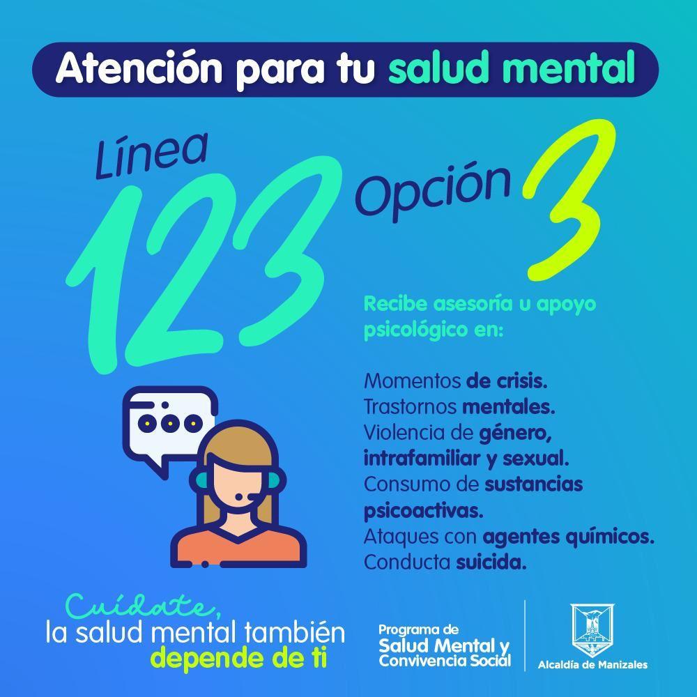 Para prevenir el suicidio, programa de Salud Mental realiza estrategias de rehabilitación basadas en la comunidad.