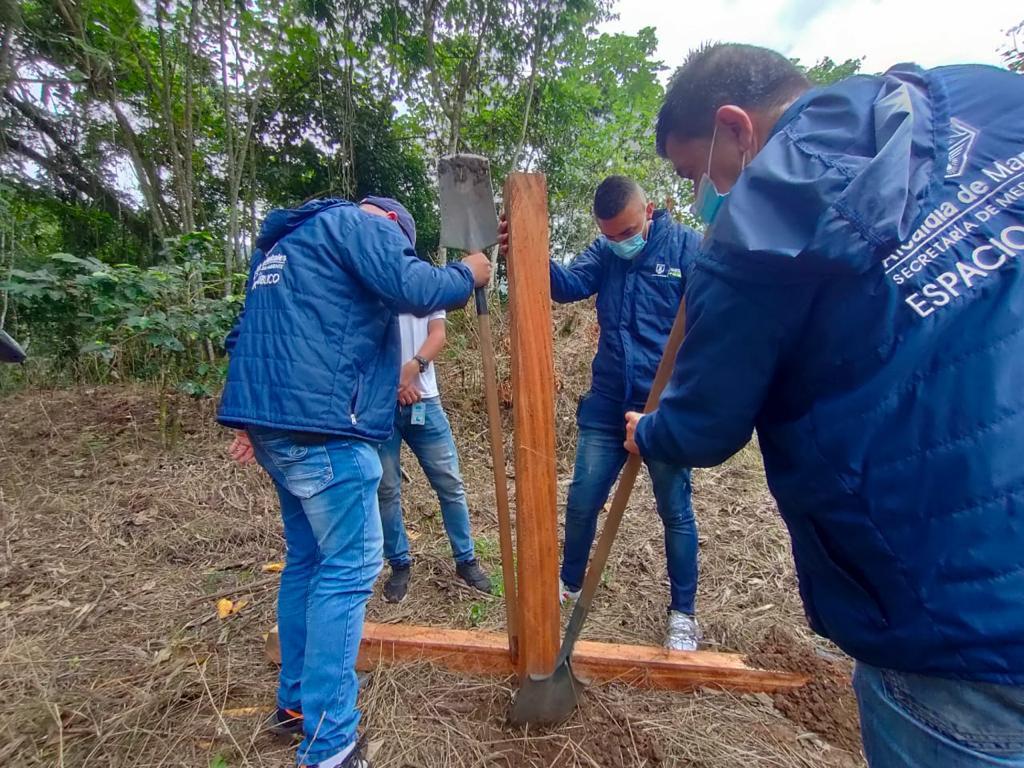 Secretaría de Medio Ambiente recuperó espacio público del Ecoparque Los Alcázares – Arenillo, área de gran importancia ambiental