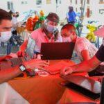 Sector productivo y comunidad en general de Salamina interactuaron con la oferta del SENA en Feria de Servicios