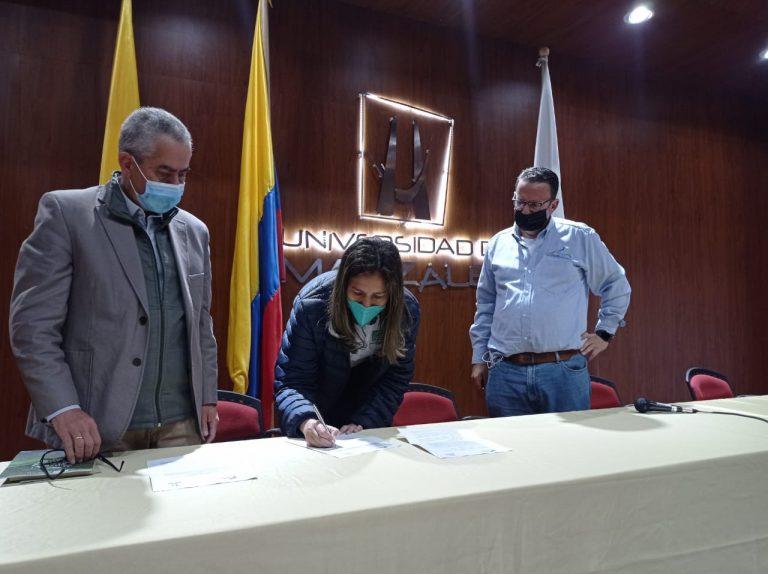 UManizales se vincula a la Comisión Regional de Educación Ambiental Eje Cafetero