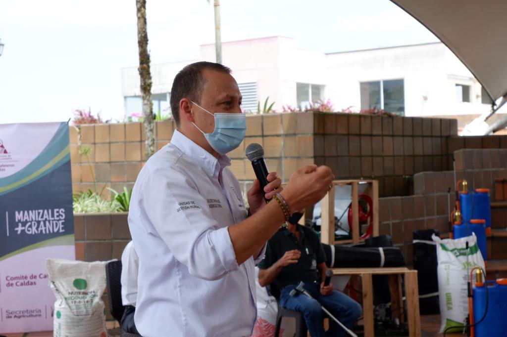 avanza el convenio de productividad cafetera más grande del país