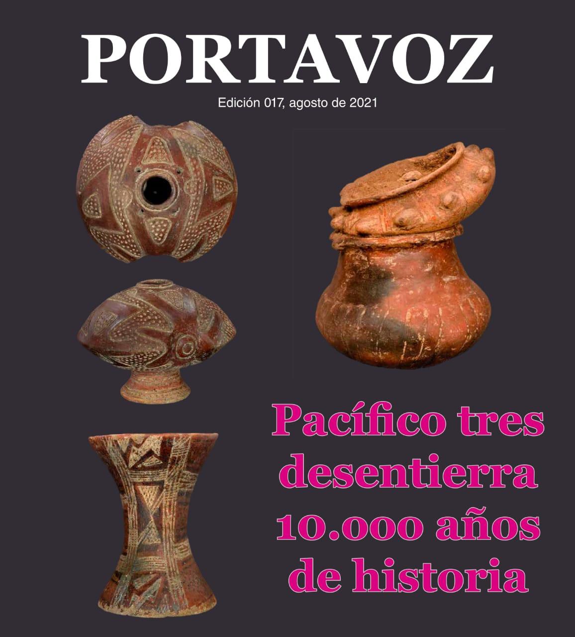 periódico PORTAVOZ, edición 017