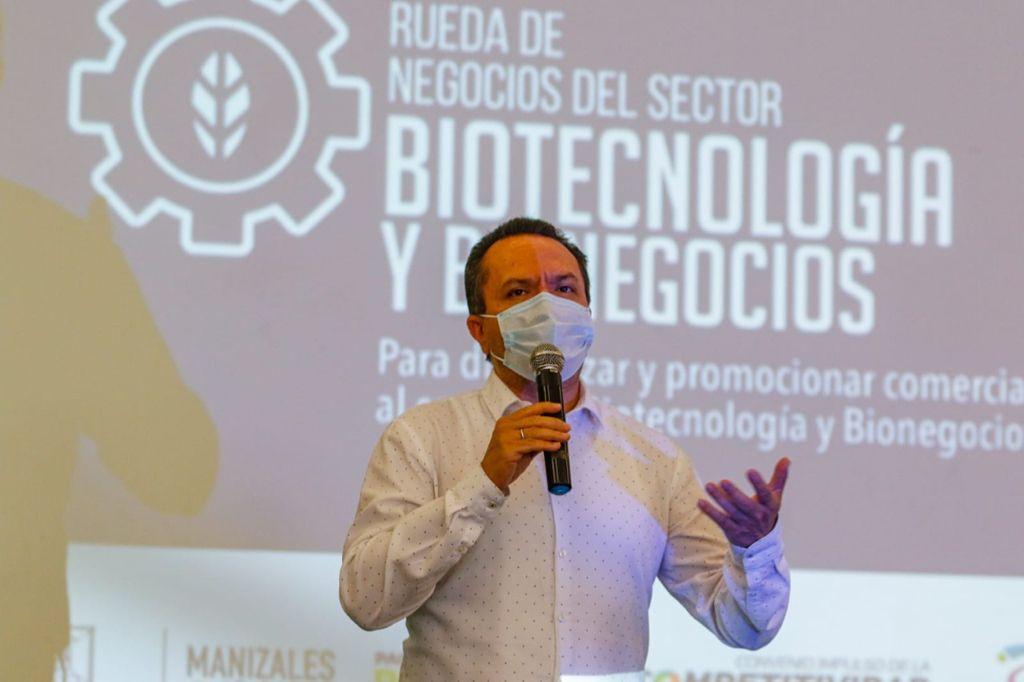16 oferentes, 10 empresas de investigación y 20 empresas compradoras hicieron parte de la Rueda de Negocios Bio.