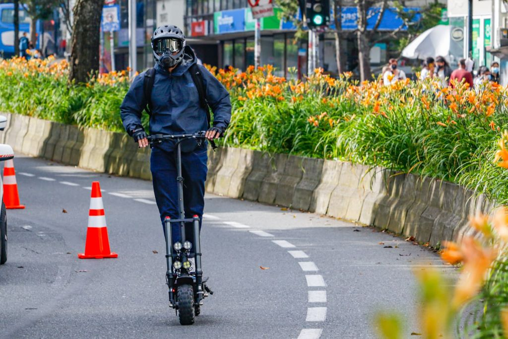 18% se redujo la movilidad en carro particular y 7% en motocicleta durante el Día sin carro voluntario