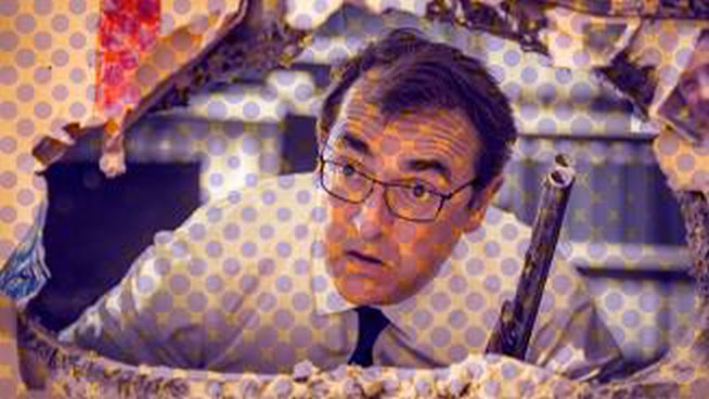 20 festival cine frances ineditos Adieu les cons (Adiós, idiotas) - Albert Dupontel