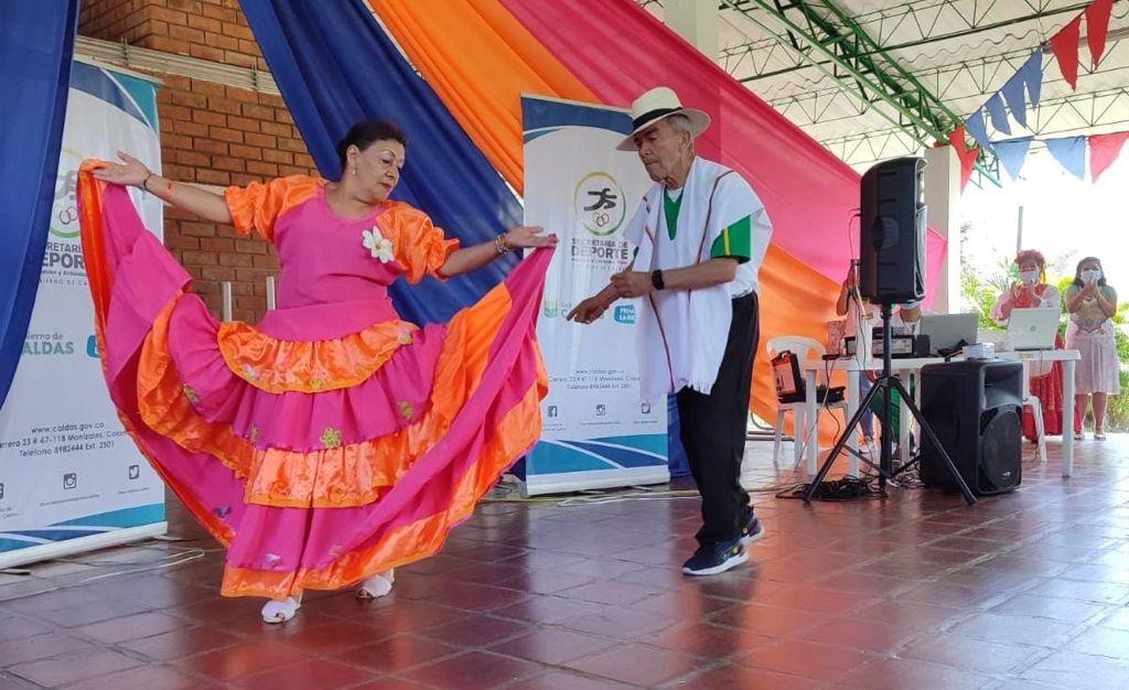 Adultos Mayores del programa Centro Vida asistieron al encuentro departamental Nuevo Comienzo.