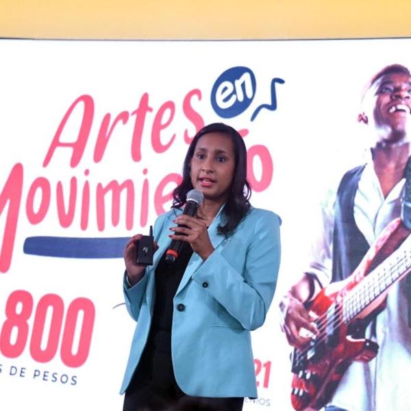Ministerio de Cultura realizará lanzamiento de convocatoria Artes en Movimiento