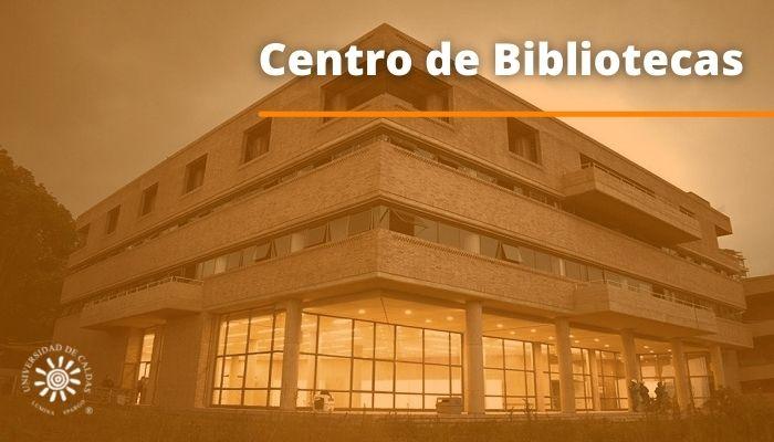 Centro de Bibliotecas U. de Caldas de nuevo abre sus puertas