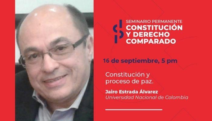 Constitución y proceso de paz