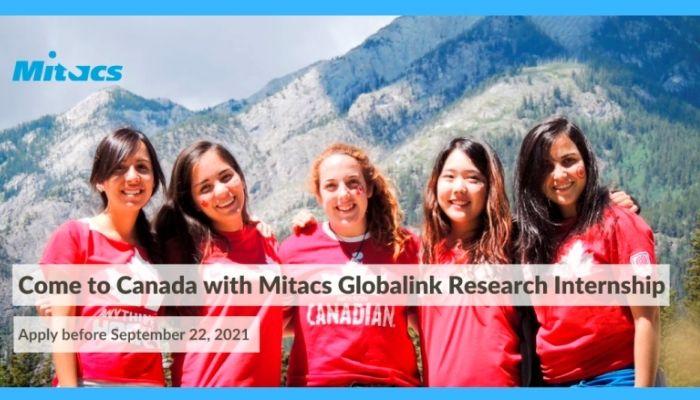 Convocatoria Globalink Research Internship para estudiantes de pregrado