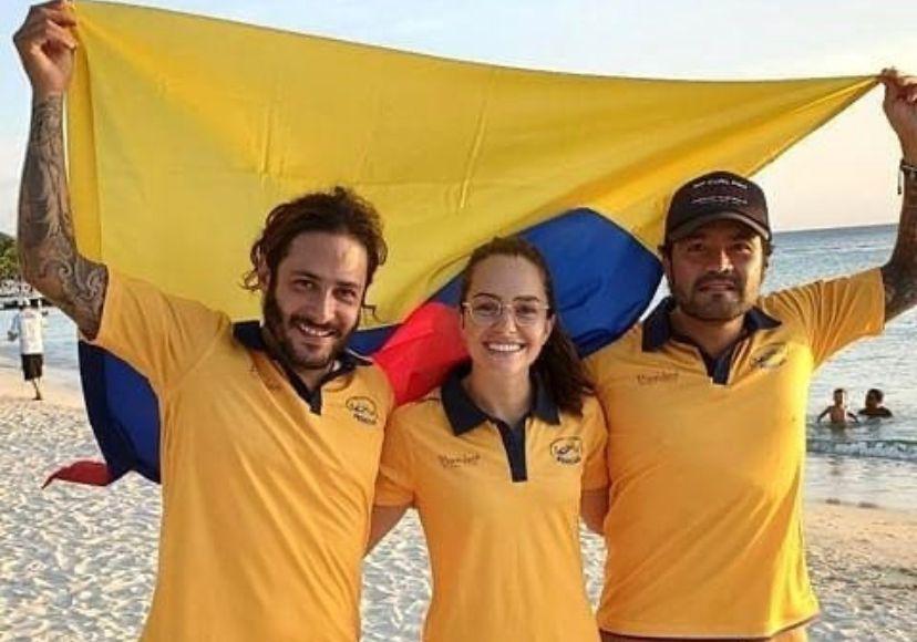 Cristian Castaño: la cuota manizaleña en el Mundial de Apnea en Turquía.