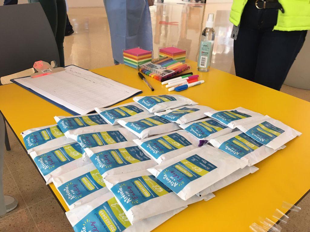 El programa de Salud Mental se toma desde hoy los centros comerciales de Manizales