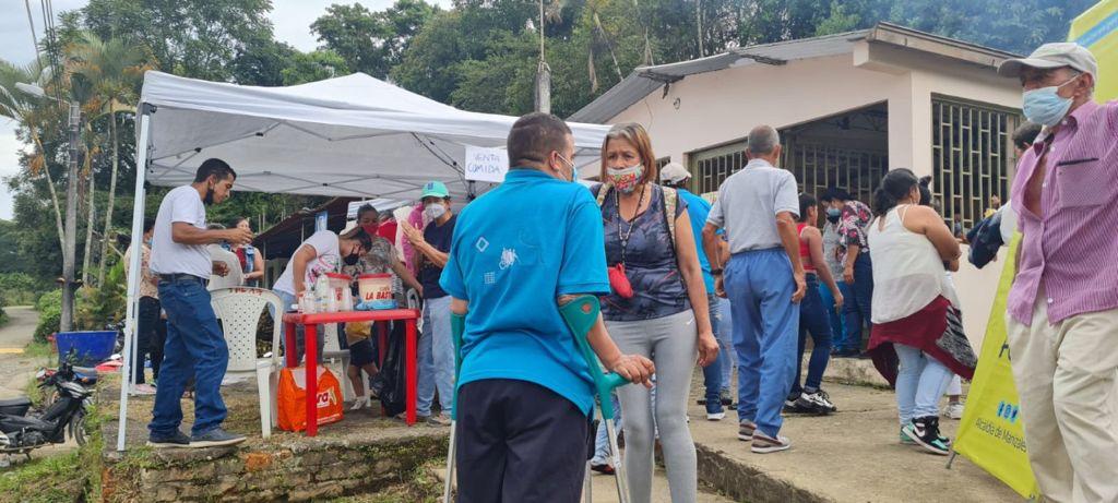 La Oficina de la Discapacidad realizó el quinto Encuentro de Saberes en la zona rural