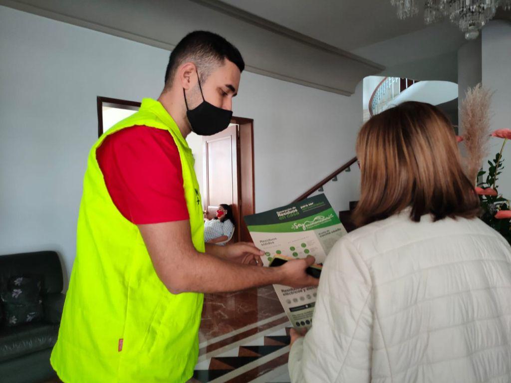 La Secretaría de Medio Ambiente de Manizales capacita en adecuada separación de residuos sólidos a los conjuntos cerrados