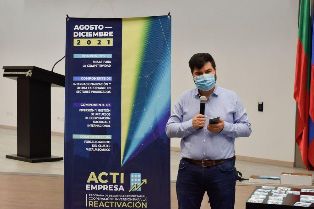 La Secretaría de TIC y Competitividad impulsa las empresas locales