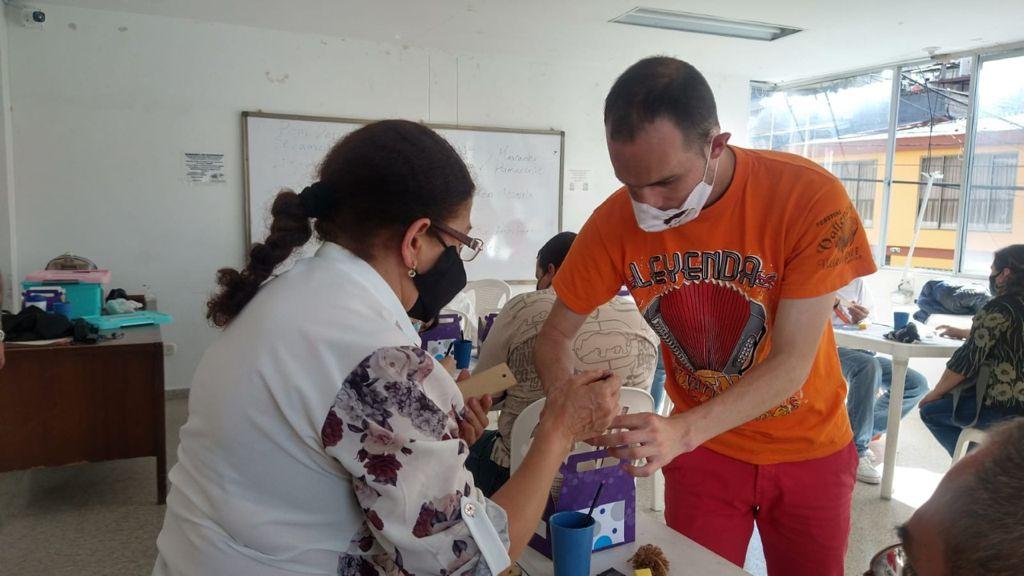 Los talleres Yo Quiero y Puedo enriquecen las habilidades de la población con discapacidad en Manizales.