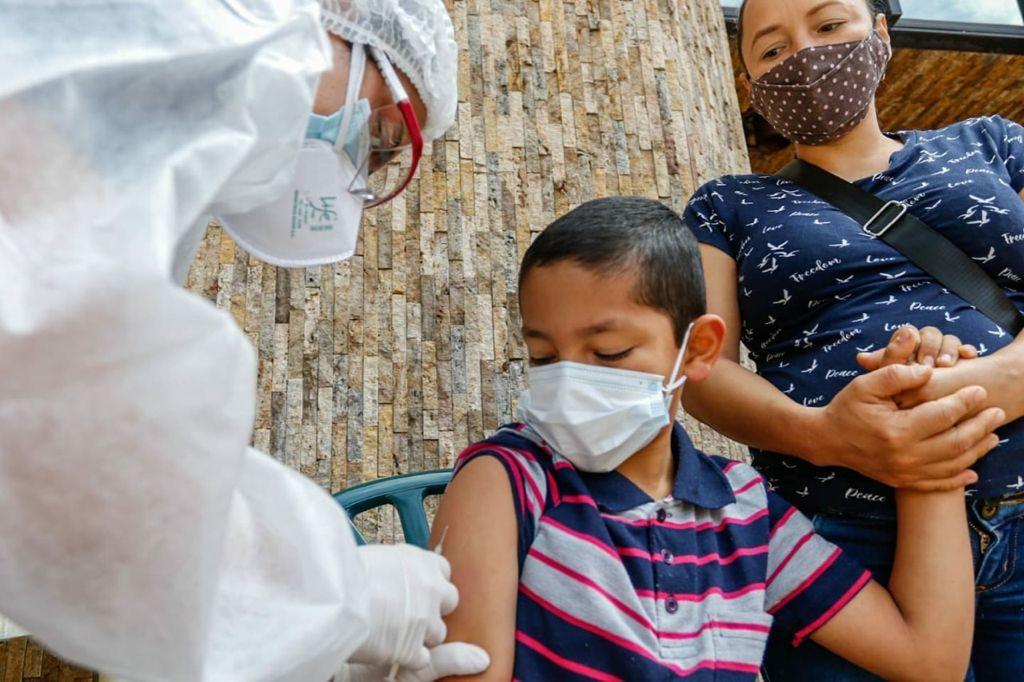 Manizales estaría en riesgo de sufrir un brote de sarampión – rubeola de no alcanzarse el porcentaje de vacunación contra estos virus