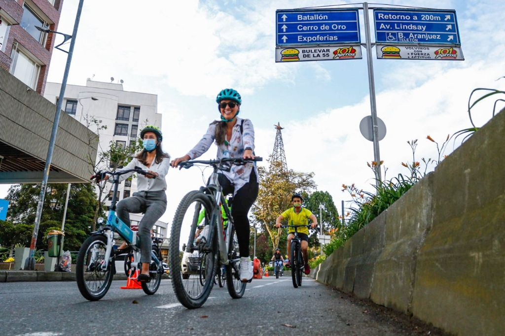 Manizales será la sede del Foro Mundial de la Bicicleta 2022