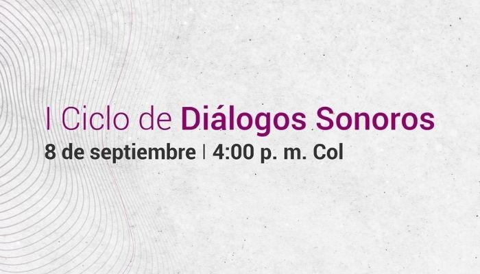 Michael Dessen en el ciclo de Diálogos Sonoros