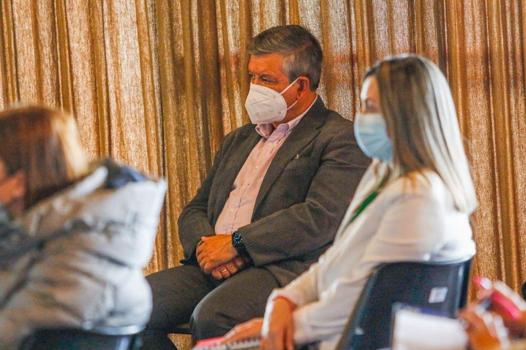 Representantes del Ministerio de Salud están en Manizales para capacitar en temas de aseguramiento en salud.