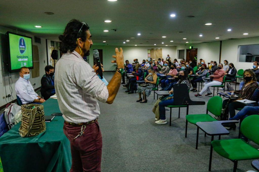 Se dio el primer paso para que Manizales sea la primera ciudad del país con una política pública de agricultura.