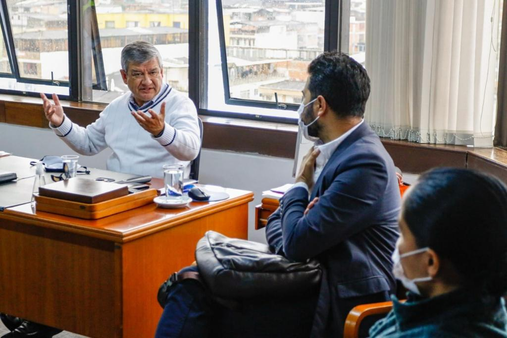 Secretaría de Salud Pública recomendó a Asmet Salud contratar servicios con dos IPS.