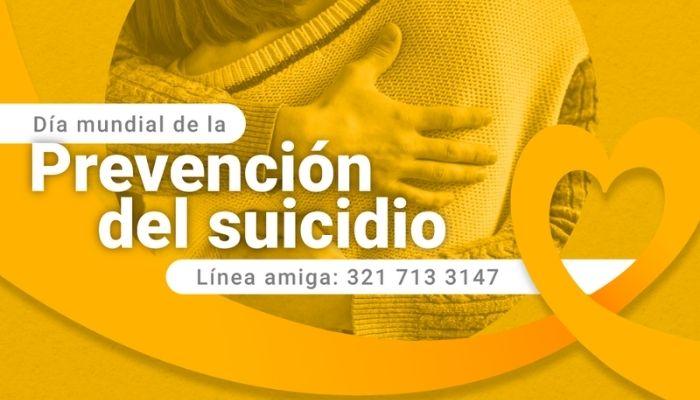 """Universidad de Caldas participó en el conversatorio """"Hablemos de suicidio y su prevención"""""""