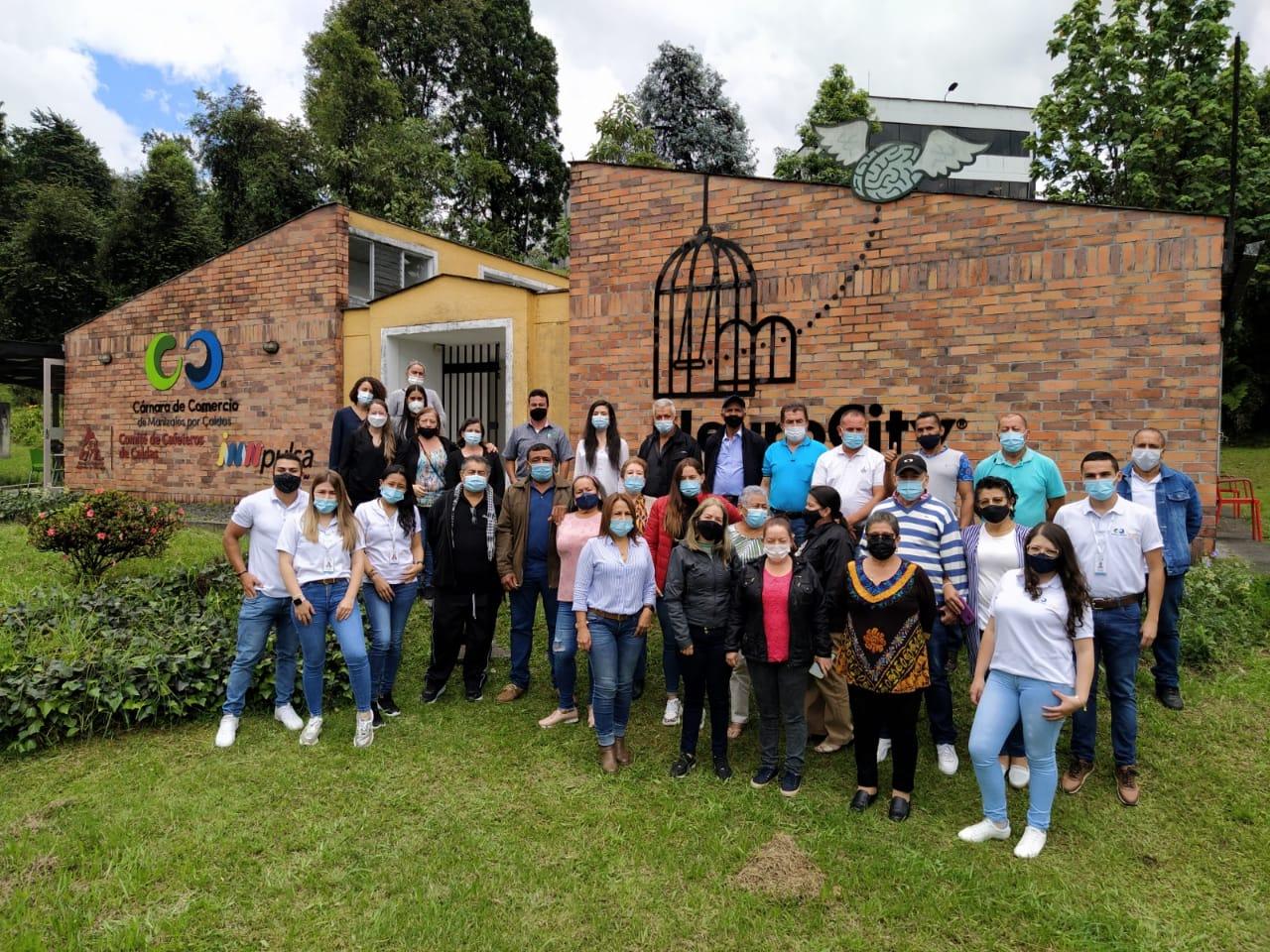 26 empresarios de Caldas se dieron cita en Manizales en el Encuentro Anual de Afiliados de la entidad